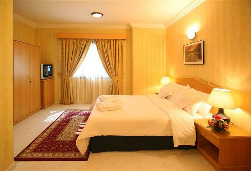 London Creek Hotel Apartments Dubai
