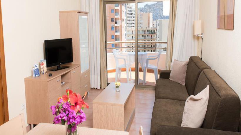 غرفة منتجع AR Galetamar Hotel & Apartamentos كالبي
