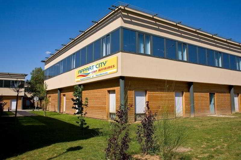 Appart'hôtel Appart'City Le Blanc Mesnil