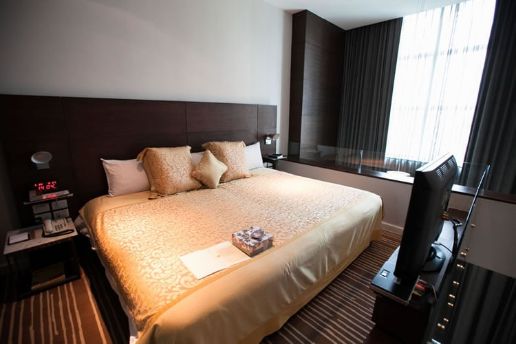 Quarto S31 Sukhumvit Hotel Banguecoque