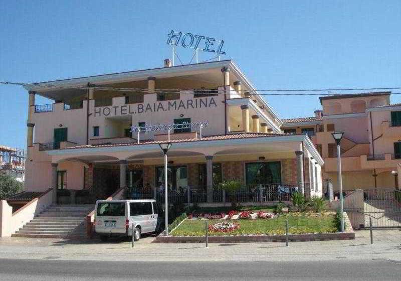 호텔 Baia Marina Orosei