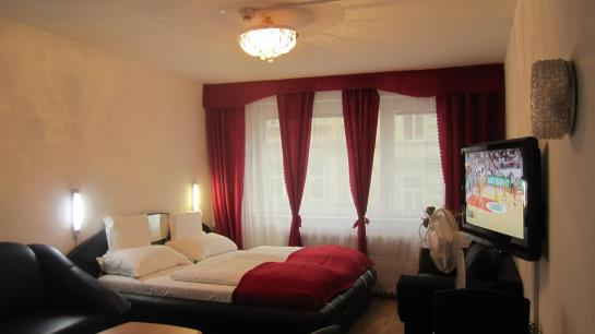 Hotel Pension Adam Apartment Wien