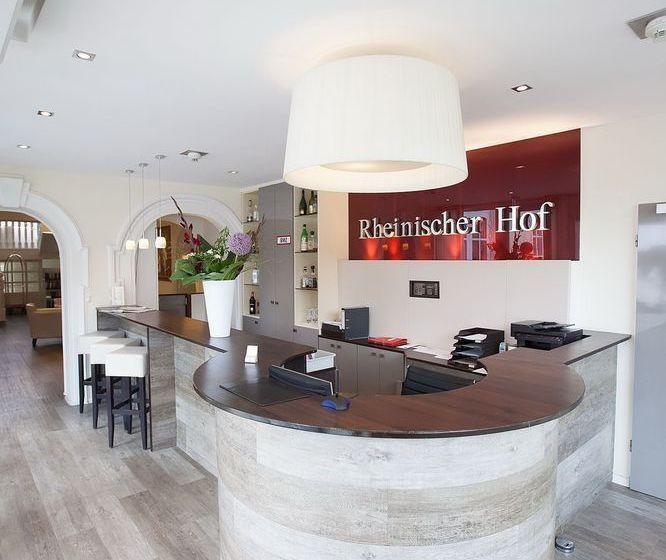 Hôtel Rheinischer Hof Bad Soden