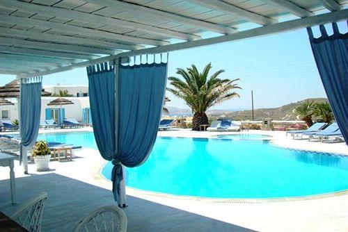 Hôtel Giannoulaki Village Mykonos