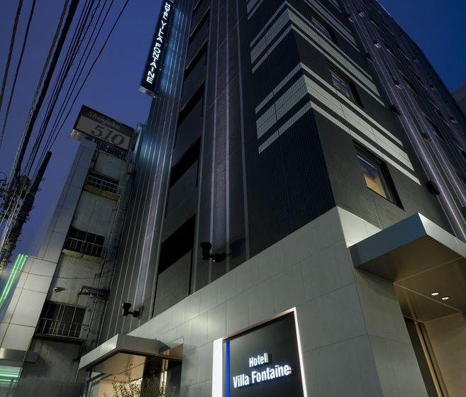 Hotel Villa Fontaine Shinjuku Tokio