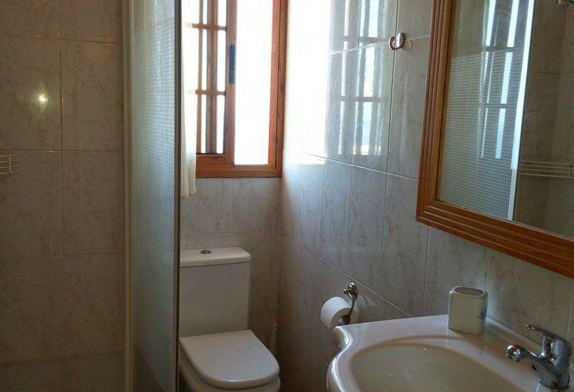 Bathroom Apartamentos Estrella del Norte Icod de los Vinos