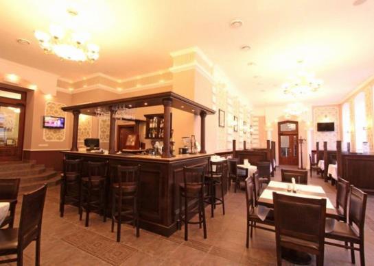 Hotel Reikartz Dworzec Lviv