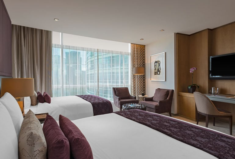 Zimmer Hotel The St. Regis Mexico City  Mexiko-Stadt