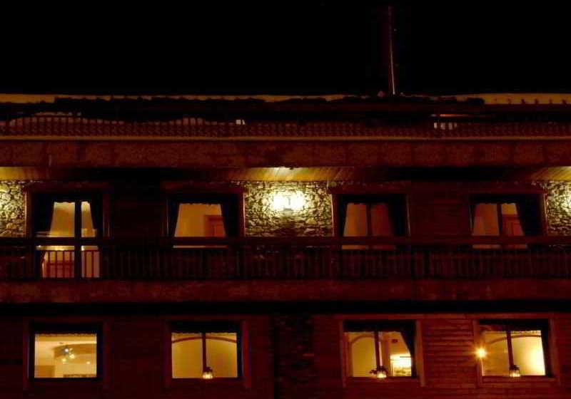 Outside Hotel Petit  Pas de la Casa