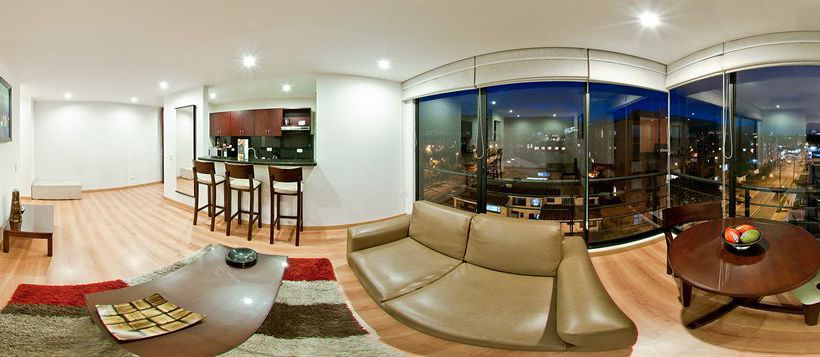Hôtel Tivoli Suites Bogota