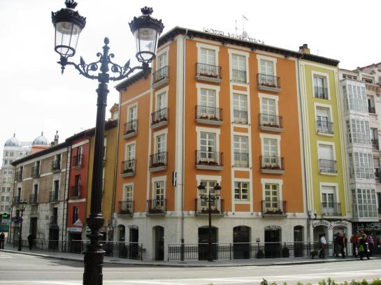 Hôtel Via Gótica Burgos