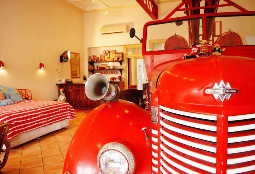 Hotel Fire Station Inn Adelaide