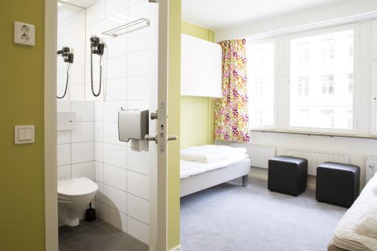 Slottsskogens Vandrarhem & Hotell Göteborg