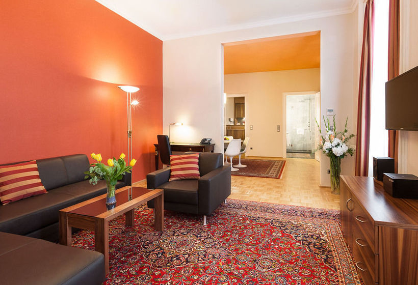 Derag Livinghotels City Apartments Wien Vienna
