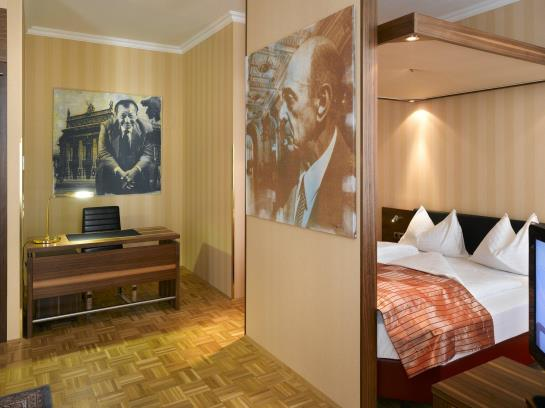 Derag Livinghotels City Apartments Wien
