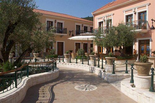 Hotel Balhambra Suites Fiskardo