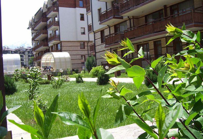 Four Leaf Clover Apartments Bansko