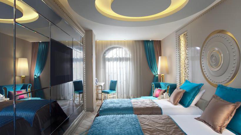 Camera Hotel Sura Design & Suites  Istanbul