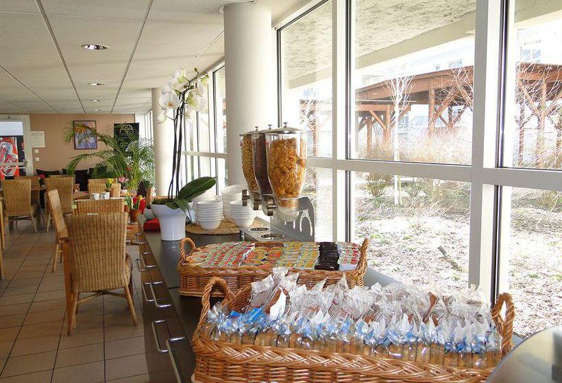 All suites appart hotel bordeaux merignac em merignac for Bordeaux appart hotel