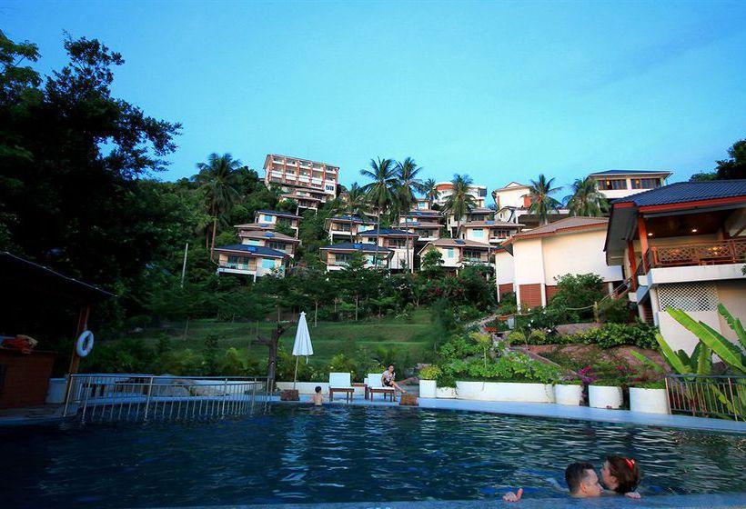 Hotel pinnacle koh tao dive resort in koh tao starting at 21 destinia - Ko tao dive resort ...
