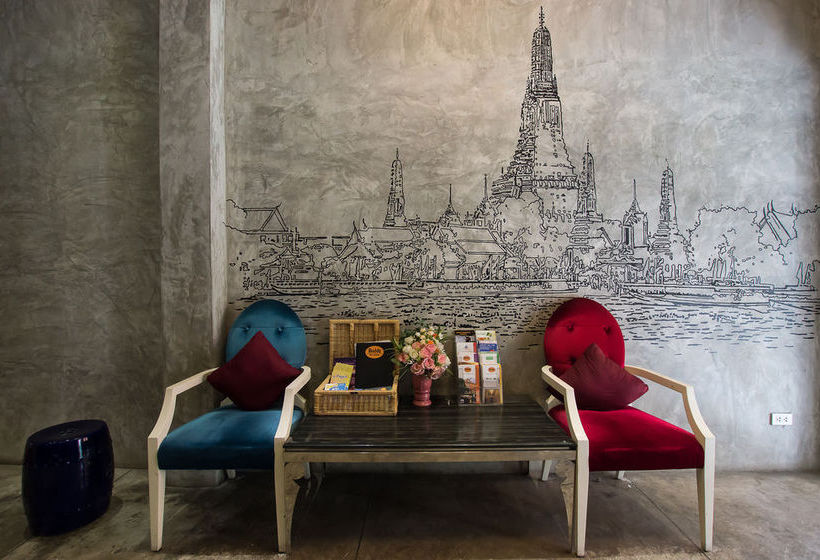 Hotel Buddy Boutique Inn Bangkok