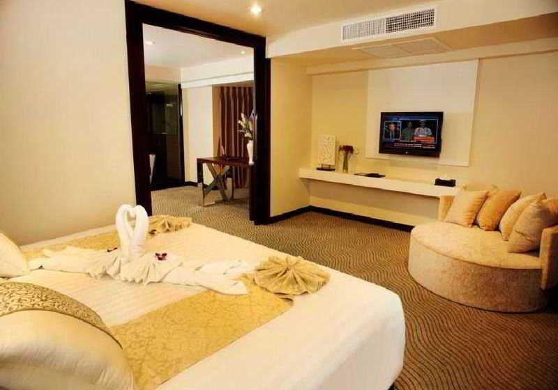 호텔 Furama Silom Bangkok 방콕