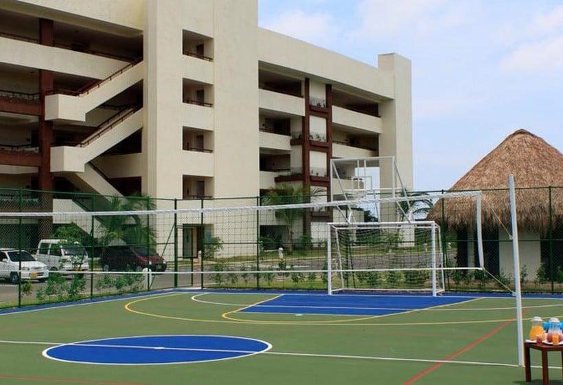 Sporteinrichtungen Hotel Occidental Cartagena