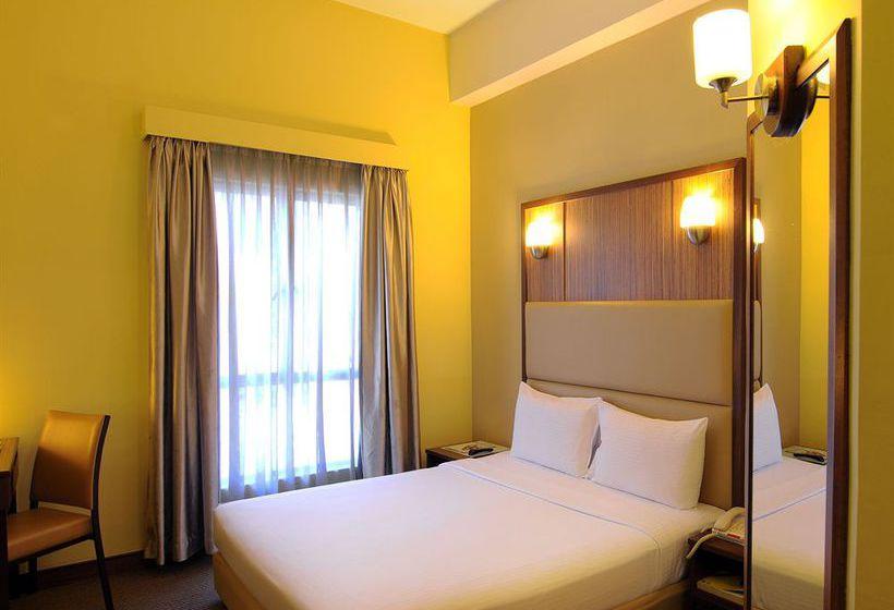 ホテル Sentral クアラルンプール