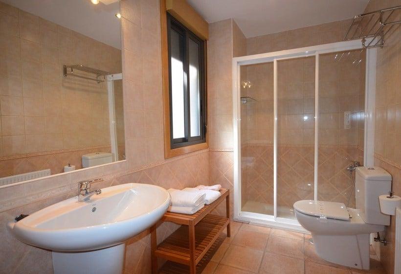 Salle de bain Hôtel Vida Seixalvo Sanxenxo