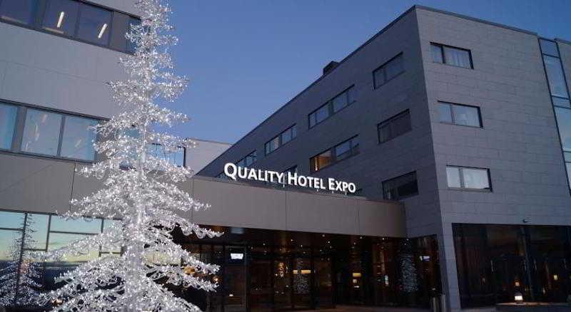 Quality Hotel Expo أوسلو