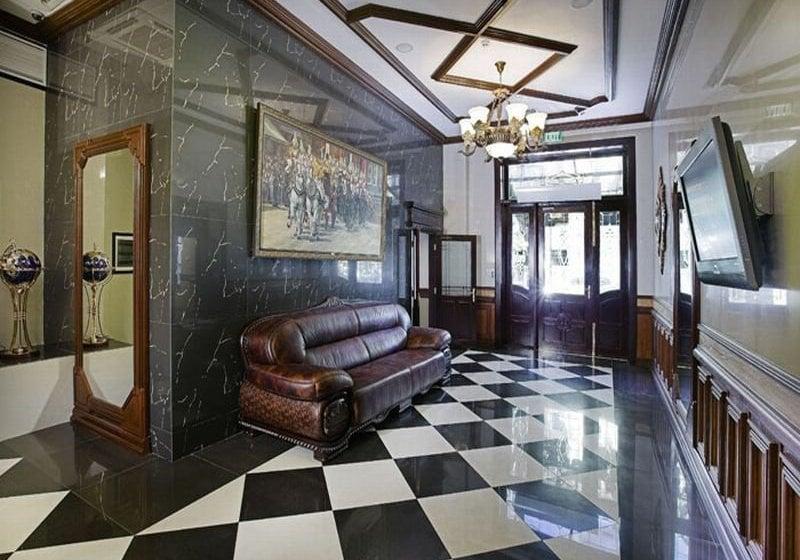 Shakhtar Plaza Hotel Donetsk