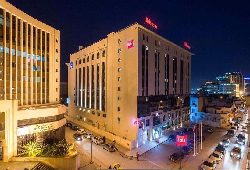 Hotel Ibis Tunis Tunisia