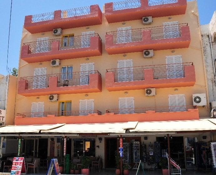Acropolis Apartments Hersonissos