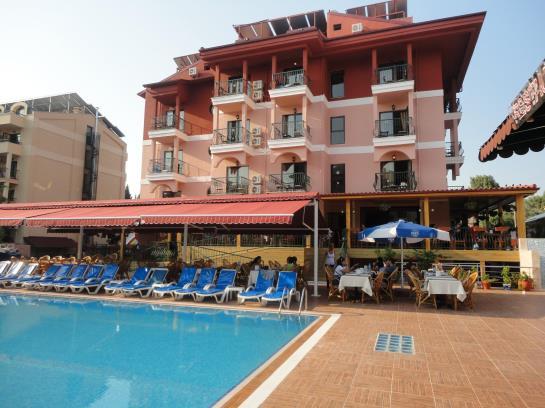 Hotel Club Ege Antique Marmaris