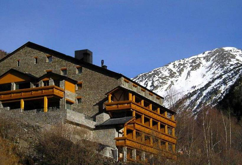 Aussenbereich Hotel Xalet Bringue El Serrat