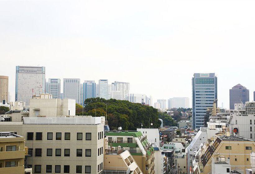 Hotel Tokyu Stay Gotanda Tokyo
