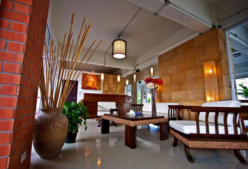 Hotel Plai Garden Boutique Guesthouse Suvarnabhumi Airport Banguecoque