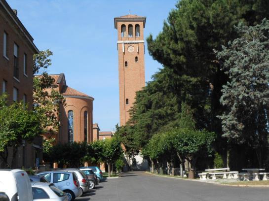 בית מלון כפרי Casa La Salle רומא