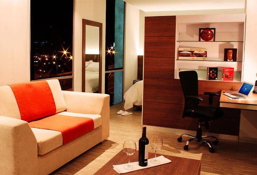 فندق Pestana Bogota 100 بوجوتا