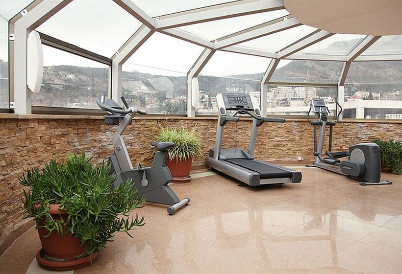 Sports facilities Citadines City Centre Tbilisi