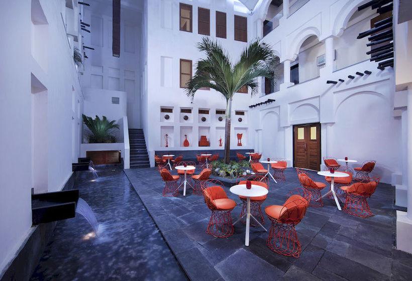Gemeinschaftsbereiche Hotel Al Najada Boutique Doha