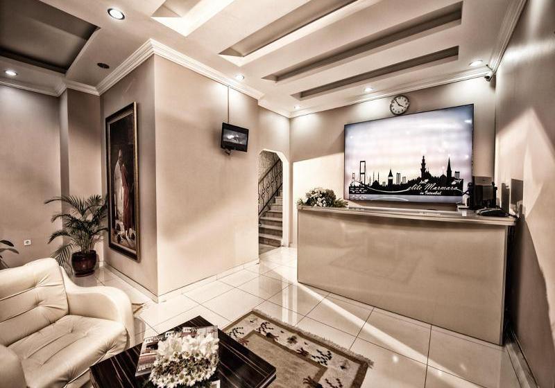 ホテル Elite Marmara イスタンブール