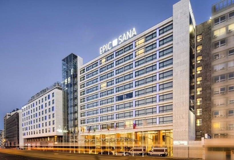 ホテル Epic Sana Lisboa リスボン