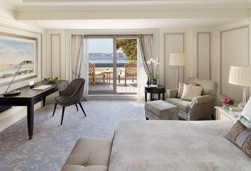 Room Hotel Shangri-la Bosphorus Istanbul
