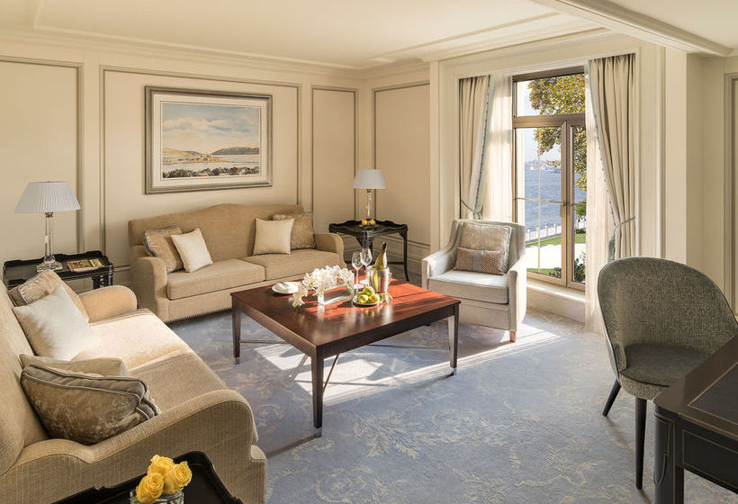 غرفة فندق Shangri-la Bosphorus إسطنبول