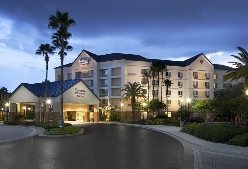 hotel fairfield inn suites orlando lake buena vista in. Black Bedroom Furniture Sets. Home Design Ideas