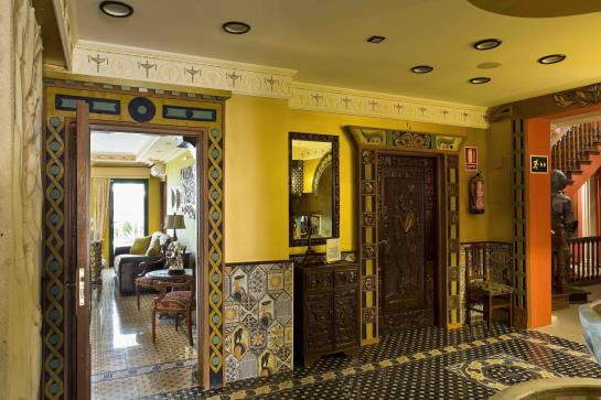 Hôtel Villa Rei Jaume Alicante