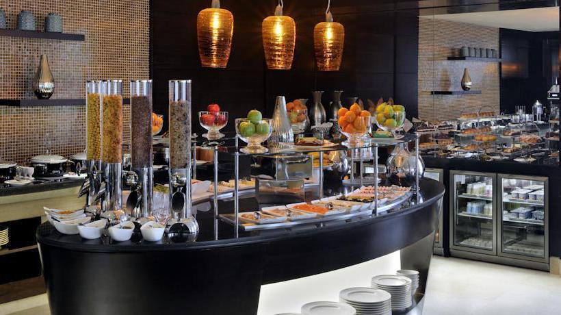 Restaurant Marriott Hotel Al Jaddaf Dubaï