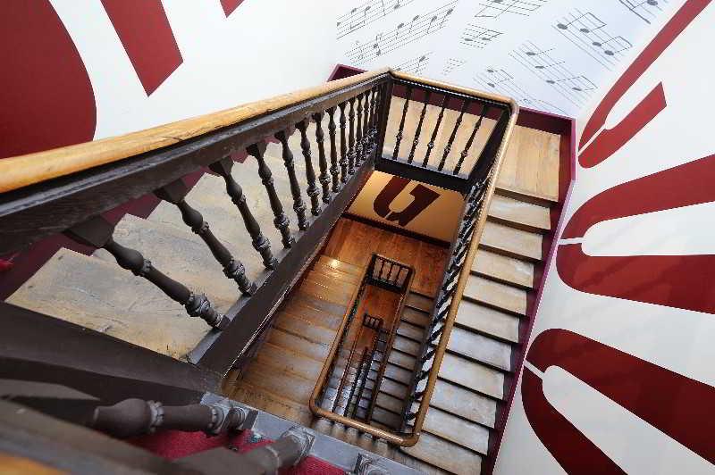 Gemeinschaftsbereiche Hotel Abba Jazz Vitoria Vitoria-Gasteiz