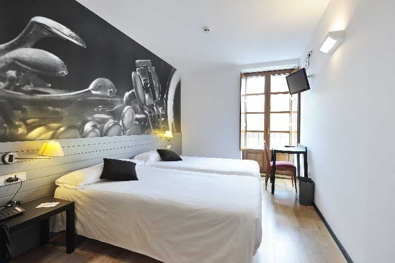 Chambre Hôtel Abba Jazz Vitoria